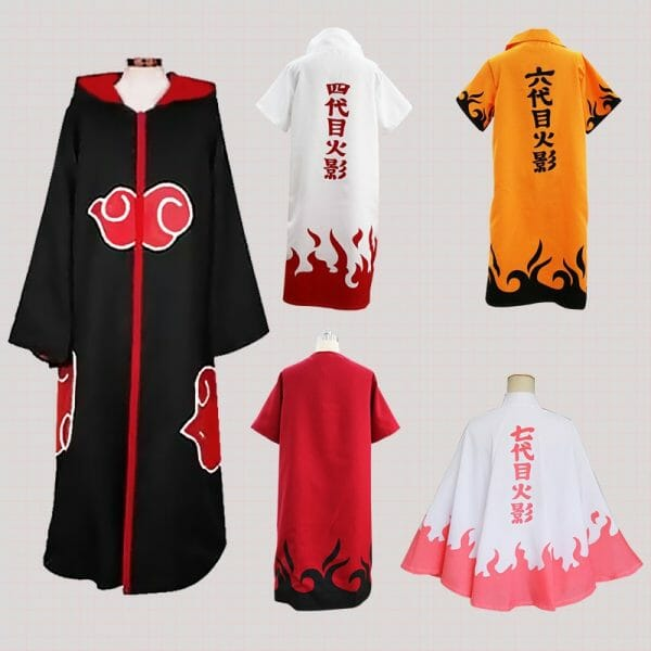 Naruto Clothing